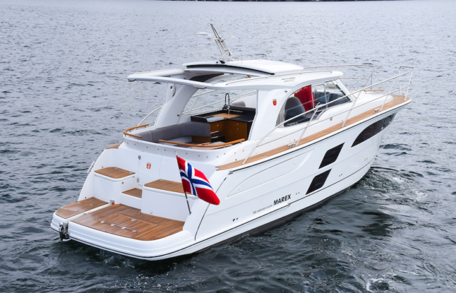 Marex 360 - Boarnstream